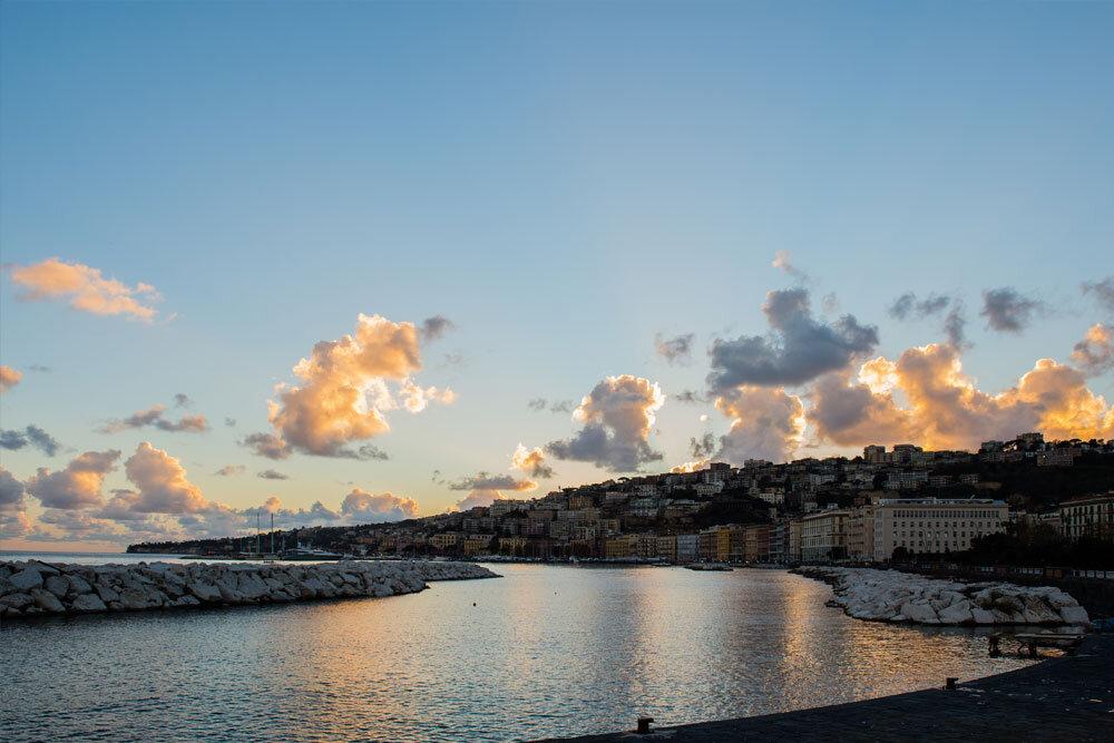 Baia di Napoli - SpiritualTour / Photo by Paul Postena