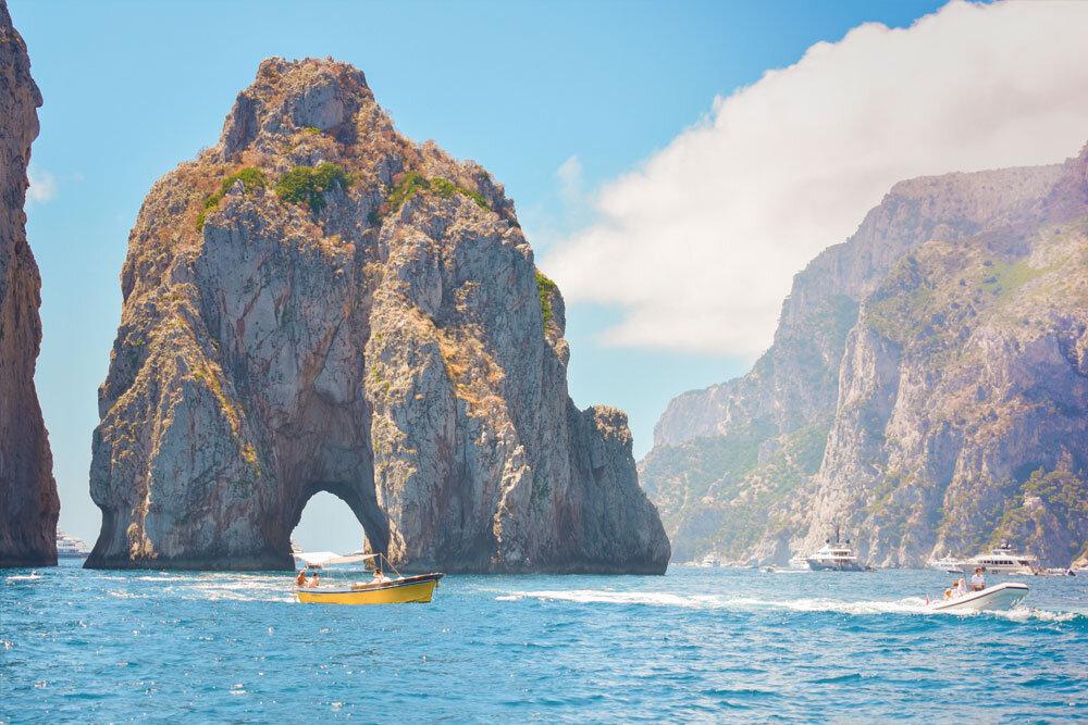 Capri Napoli - SpiritualTour / Photo by Letizia Agosta