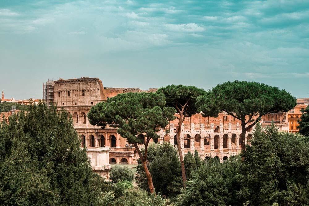 Colosseo a Roma - SpiritualTour