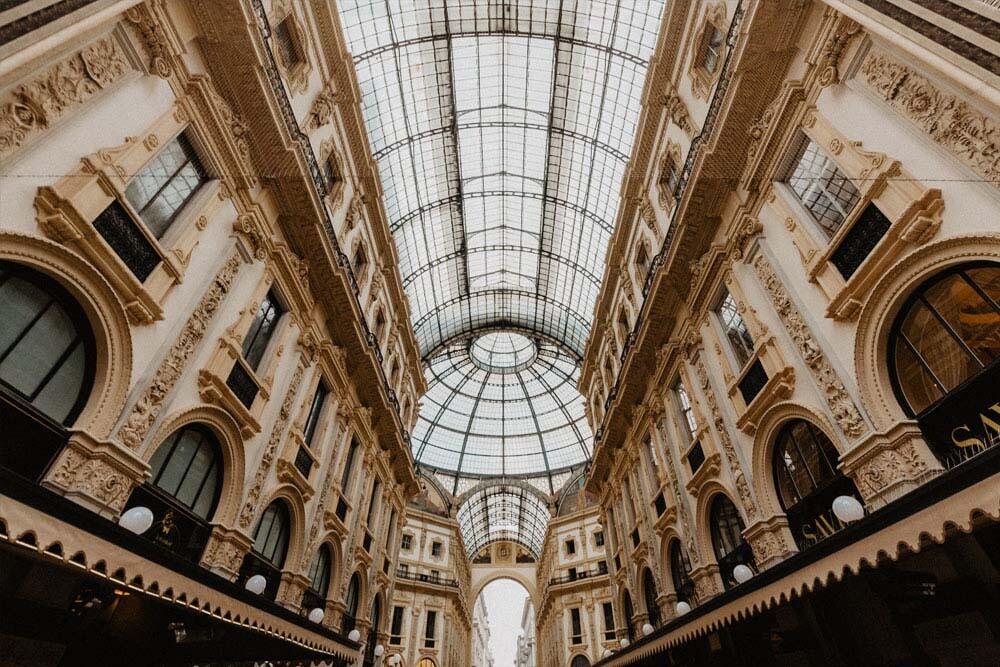 Galleria Vittorio Emanuele a Milano - SpiritualTour