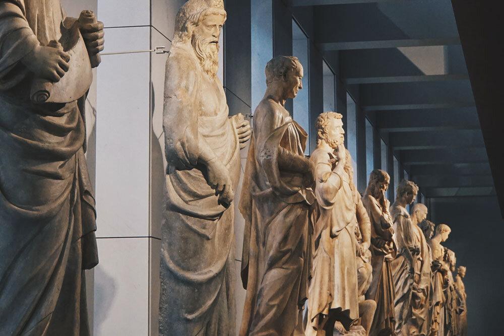 Museo dell'Opera a Firense - SpiritualTour