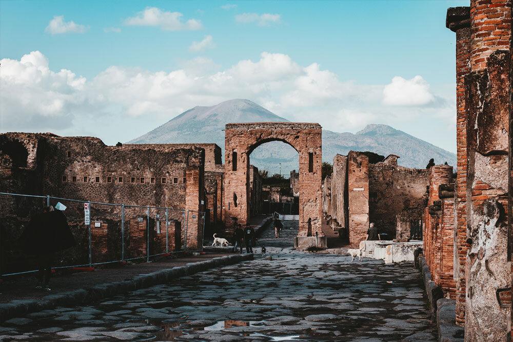 Napoli e Vesuvio - SpiritualTour / Photo by Andy Holmes