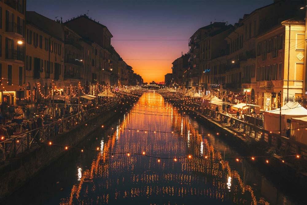 Navigli a Milano - SpiritualTour