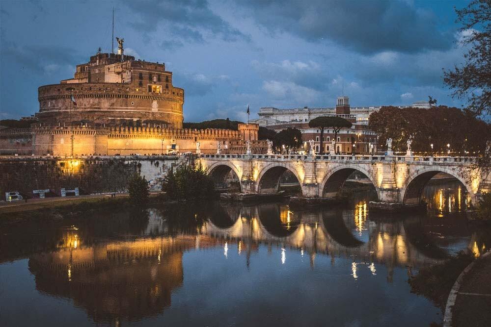 Ponte Sant' Angelo a Roma - SpiritualTour