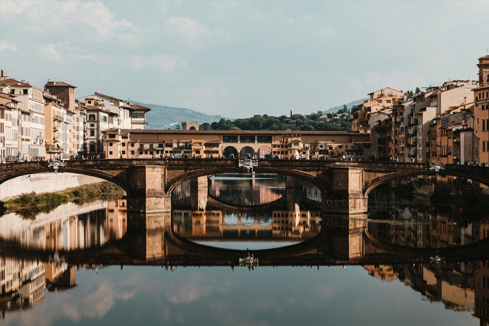 Ponte vecchio a Firenze - SpiritualTour